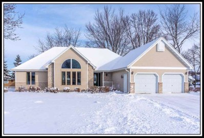 1406 Parkview, New London, WI 54961 - MLS#: 50189689