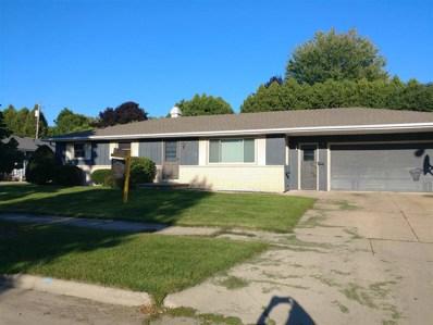 1606 N Eugene, Appleton, WI 54914 - MLS#: 50189943