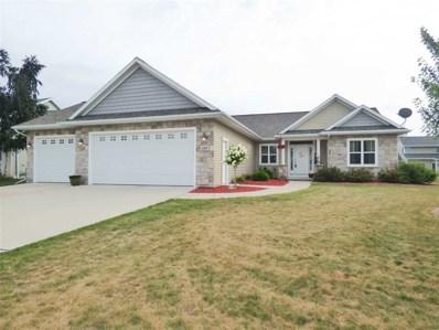 3512 Glen Abbey, Green Bay, WI 54311 - MLS#: 50190350