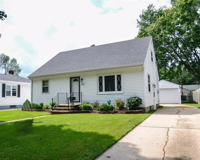 1121 Marshall, Green Bay, WI 54303 - MLS#: 50190587