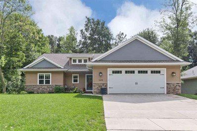 3478 Fagerville, Green Bay, WI 54311 - MLS#: 50190905