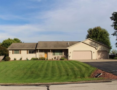 2890 Sagewood, Green Bay, WI 54313 - MLS#: 50191060