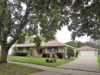 2524 Oakwood, Appleton, WI 54911 - MLS#: 50192276