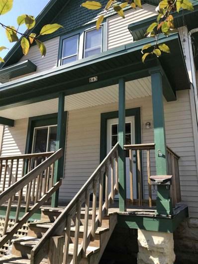 843 Franklin, Oshkosh, WI 54901 - MLS#: 50192409