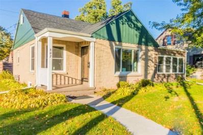 602 E Glendale, Appleton, WI 54911 - MLS#: 50192500