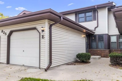 825 S Olson UNIT E, Appleton, WI 54914 - MLS#: 50193747