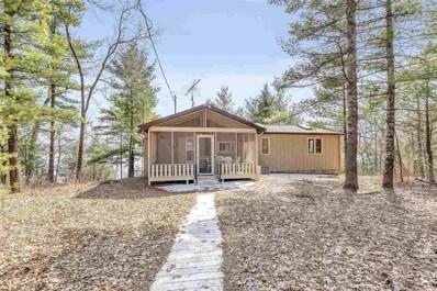 W5159 N Twin Lake, Waupaca, WI 54981 - MLS#: 50200327