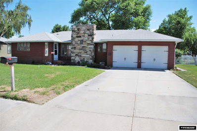 810 Howell, Worland, WY 82401 - MLS#: 20173133