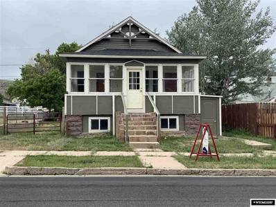 809 W Cedar Street, Rawlins, WY 82301 - MLS#: 20175031
