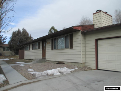 1014 Continental Street, Rock Springs, WY 82901 - MLS#: 20180609