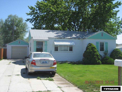 1308 Howell, Worland, WY 82401 - MLS#: 20181676