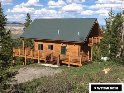 254 Union Pass Road, Dubois, WY 82513 - MLS#: 20183531