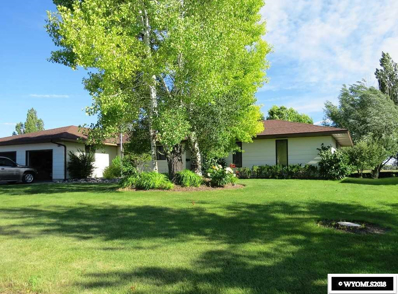 1209 W Monroe Avenue, Riverton, WY 82501 - MLS#: 20183971