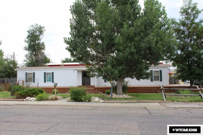 515 S 7th Street, Thermopolis, WY 82443 - MLS#: 20184432