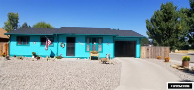 1839 Sage Crossing, Worland, WY 82401 - MLS#: 20185368