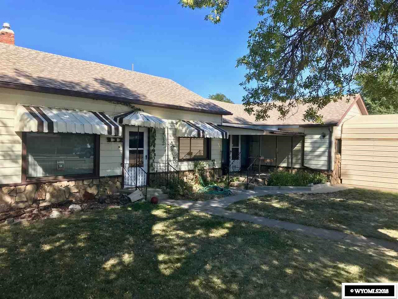 932 Fremont Street, Thermopolis, WY 82443 - MLS#: 20185536