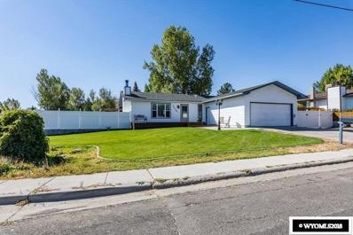 1110 Bridger Drive, Green River, WY 82935 - MLS#: 20185608