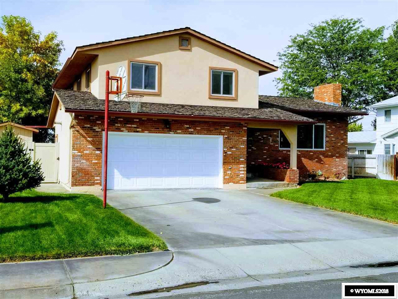 508 S 19th, Worland, WY 82401 - MLS#: 20185653