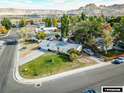 1710 Wyoming Drive, Green River, WY 82935 - MLS#: 20185825