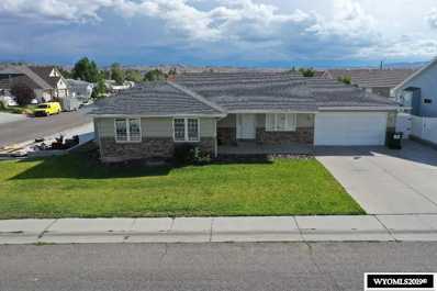 2602 Cache Valley Dr, Rock Springs, WY 82901 - MLS#: 20195472