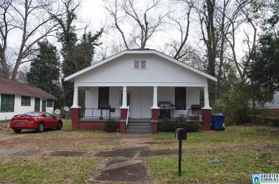 615 Goodwin Ave, Anniston, AL 36207 - #: 809833