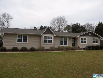 1847 Pleasant Ridge Dr, Sylacauga, AL 35150 - #: 811264