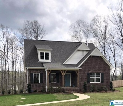 6261 Deer Ridge Trail, Trussville, AL 35173 - #: 813132