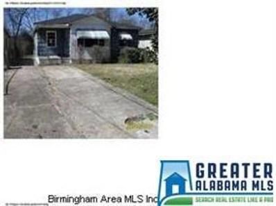 1428 Mims St, Birmingham, AL 35211 - #: 814300