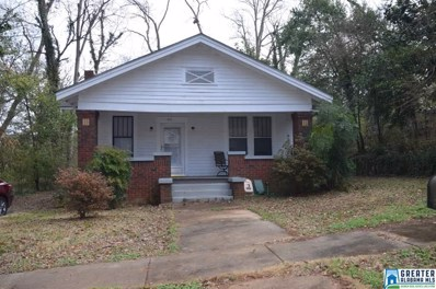 611 Goodwin Ave, Anniston, AL 36207 - #: 814744