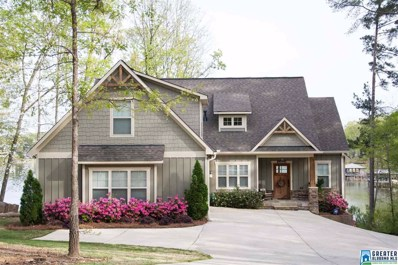 100 Lakeside Valley Dr, Pell City, AL 35128 - #: 815527