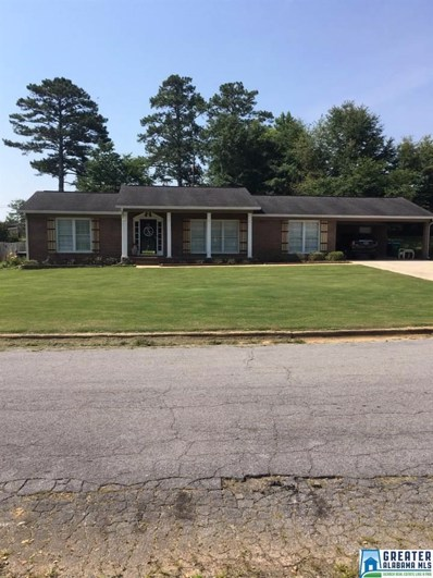 509 Country Club Rd, Sylacauga, AL 35150 - #: 819510