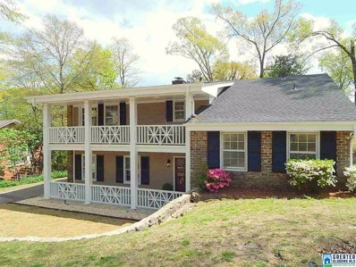 3717 Locksley Dr, Mountain Brook, AL 35213 - #: 819932