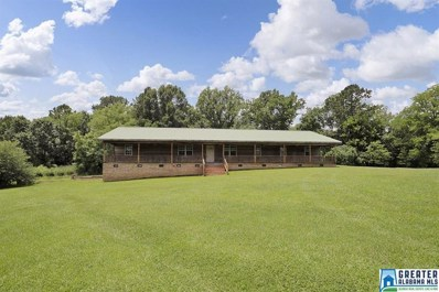 870 Savage Town Rd, Pell City, AL 35125 - #: 821394
