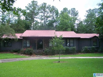 74 Hidden Hills Rd, Jacksonville, AL 36265 - #: 822441