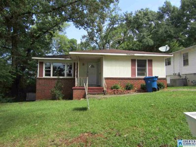 1022 7TH Ave, Midfield, AL 35228 - #: 828293