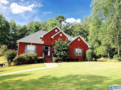 323 Panoramic Cir, Warrior, AL 35180 - #: 828404