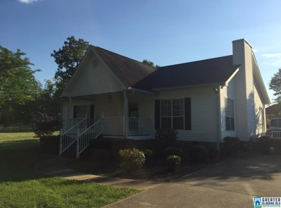 423 8TH Ave SW, Childersburg, AL 35044 - #: 831242