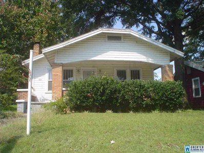 806 11TH Ave, Midfield, AL 35228 - #: 831481
