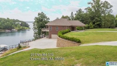 277 Co Rd 172, Crane Hill, AL 35098 - #: 833473