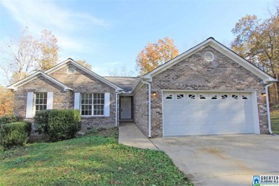 384 Homewood Acres Pl, Eastaboga, AL 36260 - #: 834090