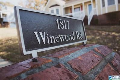 1817 Winewood Rd, Birmingham, AL 35215 - #: 834496