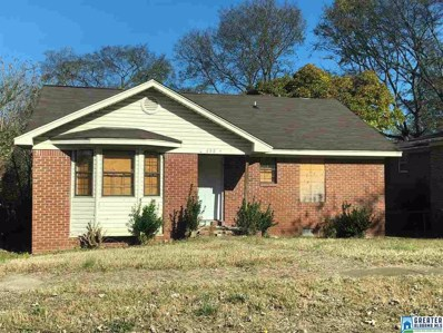 408 55TH St, Fairfield, AL 35064 - #: 834734