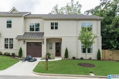 421 Edgewood Pl, Homewood, AL 35209 - #: 836553