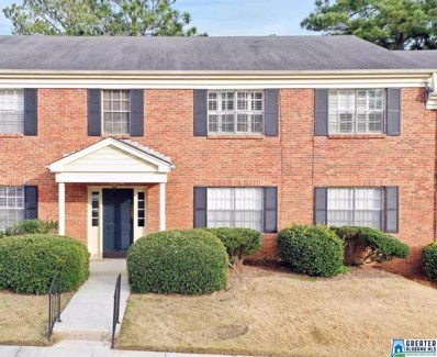 3412 Sandner Ct UNIT D, Homewood, AL 35209 - #: 838353