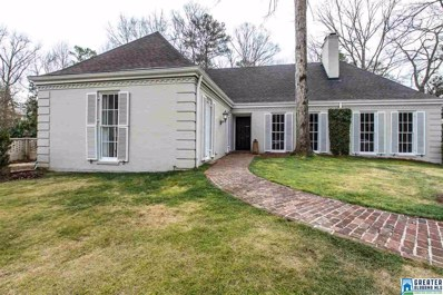 3801 Forest Glen Dr, Mountain Brook, AL 35213 - #: 840131