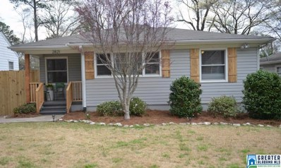 2821 16TH Pl S, Homewood, AL 35209 - #: 843368