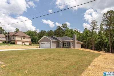 140 Turkey Trail Rd, Odenville, AL 35120 - #: 844230