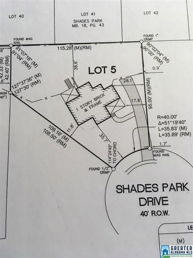 1615 Shades Park Dr, Homewood, AL 35209 - #: 844749