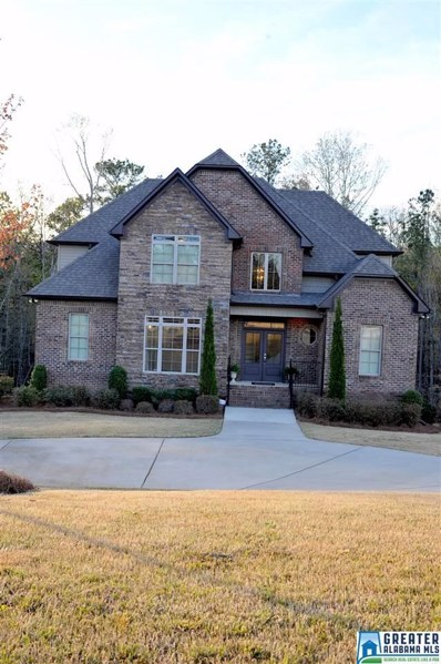 308 Grey Oaks Dr, Pelham, AL 35124 - #: 844824
