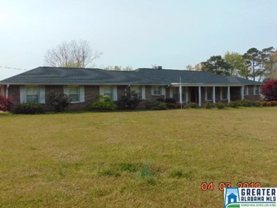 1155 Iowa Ave, Thorsby, AL 35171 - #: 845423